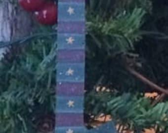Snowman Ornament, Christmas Ornaments, Hand Painted Ornaments, Tree Ornament,Wooden Ornaments, Christmas Tree Ornament, Christmas Decoration