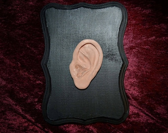 Ear On Plaque