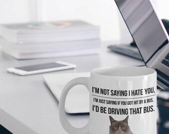 Teen Driving App >> Funny cat sayings | Etsy