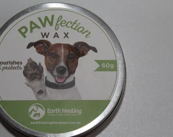 Pawfection paw wax