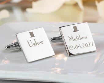 boutons de manchette pour mariage etsy fr. Black Bedroom Furniture Sets. Home Design Ideas