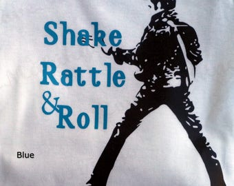Elvis Presley Toddler/Youth T-SHIRT - Shake, Rattle & Roll