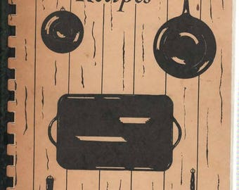 Guilded Recipes 1957 Cookbook