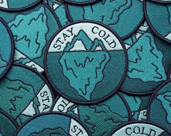 Stay Cold patch