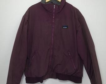 Vintage L.L Bean Warm Up Large Jacket