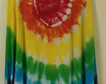 2XL Tie Dye Dress/Tunic