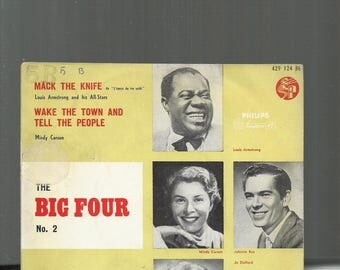 ep  the big four n.ro 2  l.armstrong-m.carson-j.stafford-j.ray