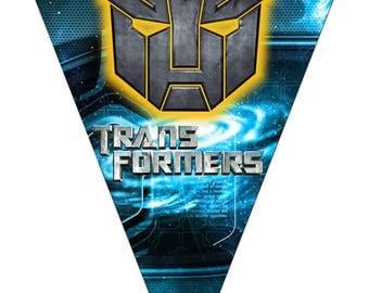 TRANSFORMERS printable Kit