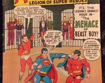 Adventure Comics, Superboy and the Legion of Super-Heroes, # 339 Dec 1965, DC Comics, Silver Age