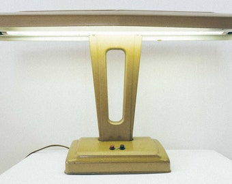 Retro Underwriters Laboratories Desk  Lamp