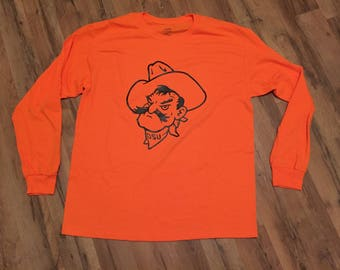 Oklahoma State Pistol Pete Shirt