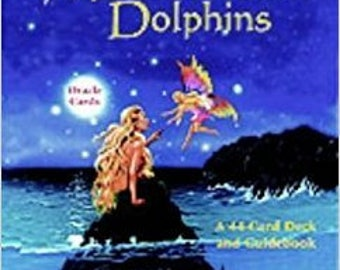 Ten dollar 10 card Mermaids and Dolphins Oracle card reading