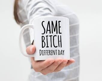 Best Friend Gift,Best Friend Mug,Girlfriend Mug,Bestie Mug,Gift For Bestie,Bitch Mug,Curse Words,Profanity,Mature Mugs,Inappropriate Mug