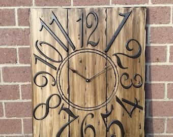 """24"""" x 30"""" Wall Clock"""