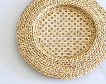 natural grass wall basket/vintage round basket/wall basket collection