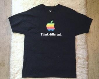 Apple/Original Macintosh/80's shirt/Macintosh shirt/MAC shirt/Steve Jobs