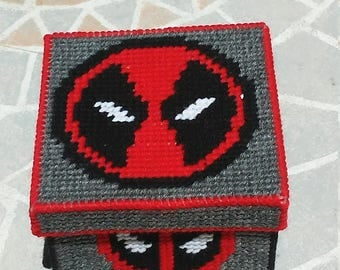 Deadpool Treasure box