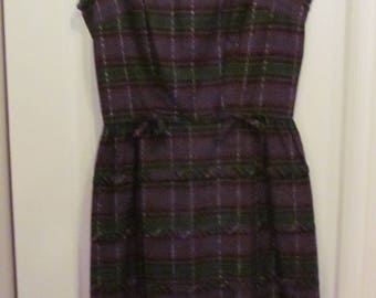 Vintage AnR Jr  Sheath Dress