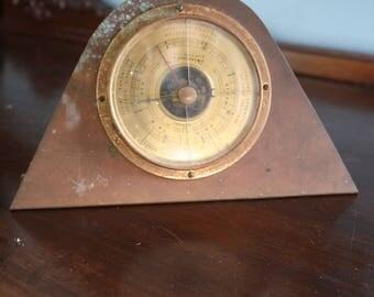 Airguide Desk Barometer