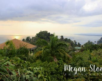 Costa Rica Bungalow - Digital Download