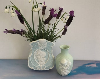 Vintage Ceramics - Made in China - Pastel Colours