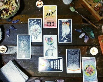 Twin Flame . Lovers . Tarot Reading