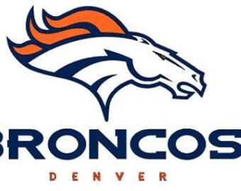 Denver Broncos Studio3 and SVG files