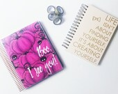 Fall Planner Cover Purple Orange Pumpkin Halloween Quote Erin Condren Life Planner Recollections A5 Personal Pocket Dashboard
