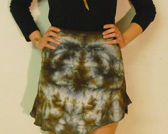Handdyed Eco Skirt