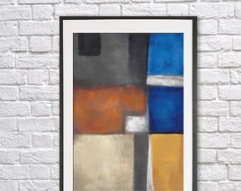 Abstract art, Giclee print, abstract print, digital print, Contemporary art, Modern art, wall art, wall decor, abstract wall art,
