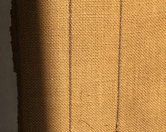 Gold & Suede Arrow Pendant necklace