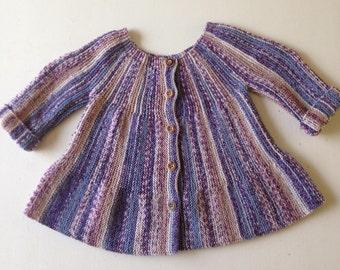 Sweet knitted girls Cardigan/jacket