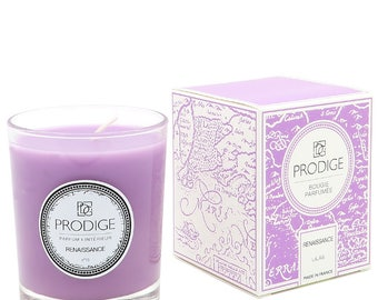 Lilac Scented Candle
