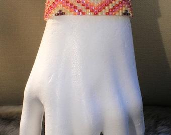 "Bracelet ""beads"" native American, ethnic, fantasy"