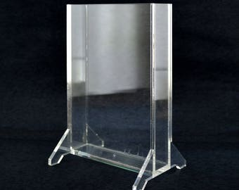 Transparent Terrarium Plastic Terrarium Vertical Terrarium Small Terrarium Clear Terrarium Container Vertical Container Vertical Tank
