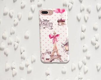 Paris iPhone 7 Plus Case Cute iPhone X Plus Case Cute iPhone 8 Plus Case Cute iPhone 8 Case Cute iPhone X Case Clear iPhone 7 Plus Case