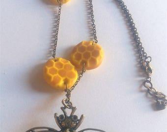 Saltire the Queen Bee honey
