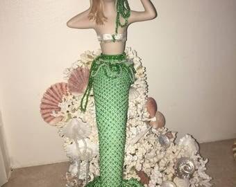 Beaded Mermaid