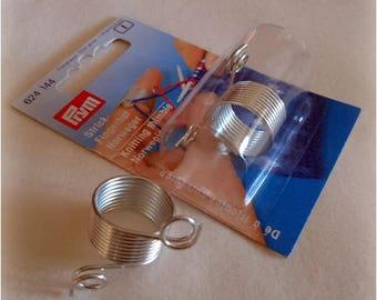 Norwegian Thimble / Thread or Yarn Holder
