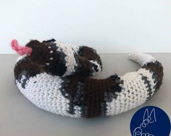 Snake - Amigurumi Crochet Pattern
