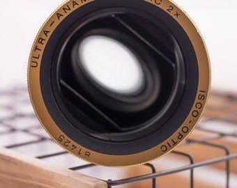 Schneider Kreuznach Ultra-Anamorphic Film Projector Lens
