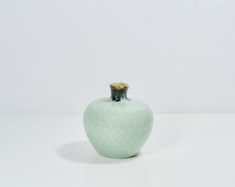 Glazed Celadon Vase