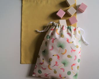 Bags / storage bags / set of two