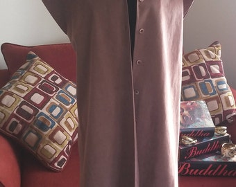 Jacket/Dress ** No Tag** w/ belt loops( no belt)