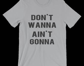 Men's Funny Tshirt, A Tee Shirt For Men That Makes People Laugh. Gift For Men, Boyfriend, Husband, Him. Joke Gift of Funny T Shirt, Unisex