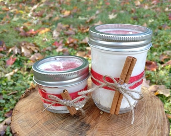 Apple Cider Soy Candle