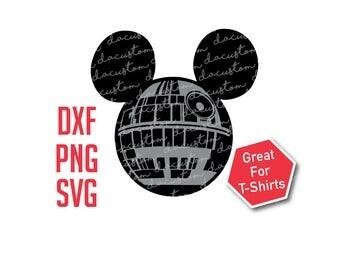 Death Star Mickey