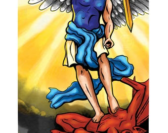 St. Micheal the Archangel Complete