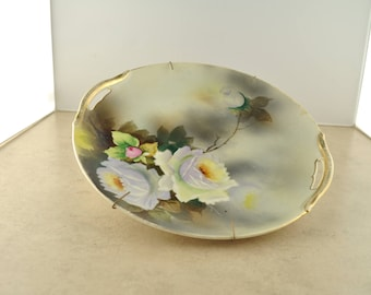 Noritake Floral Plate