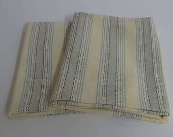 Towel 100% cotton woven by hand